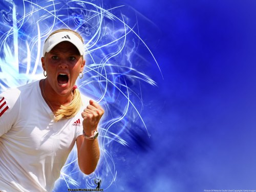 Melanie Oudin Wallpaper 2009 US open winner