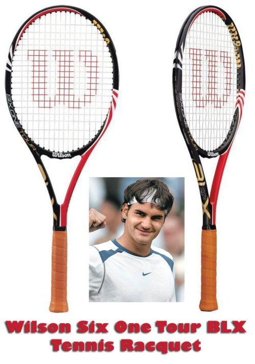 Wilson six one tour blx 95 racquet