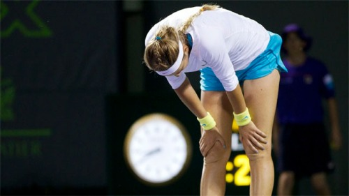 Azarenka Victoria winning streak broken after loss to Marion Bartoli