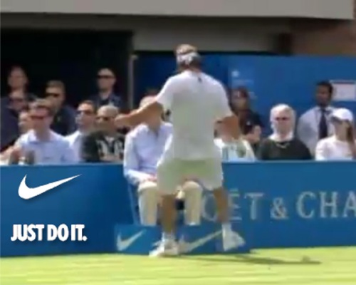 David Nalbandian injures linesman final